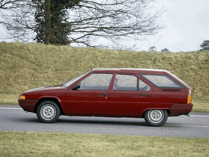 1985 Citroën BX Break 14E 2
