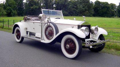 1924 Rolls-Royce Silver Ghost by Merrimac 6