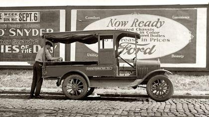 1925 Ford Model T Depot Hack 4