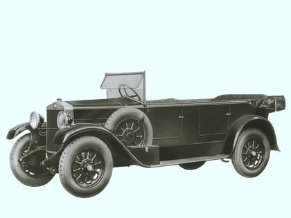 1926 Fiat 507 Touring 1