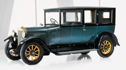1923 Mercedes-Benz 10-30 HP 5