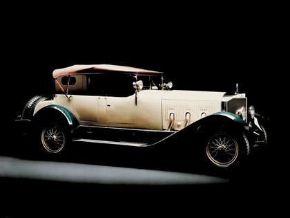 1927 Mercedes-Benz Type-S 1