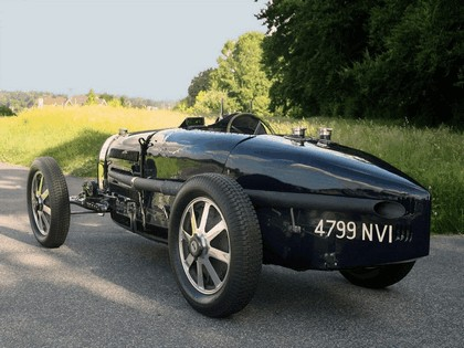 1931 Bugatti Type 51 Grand Prix - racing car 14