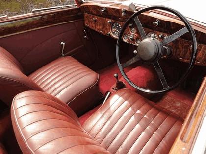 1945 Jaguar Mark IV Drophead coupé 7