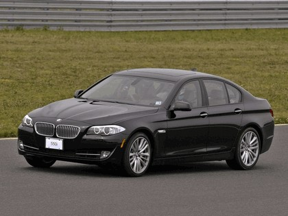 2010 BMW 535i ( F10 ) - USA version 1