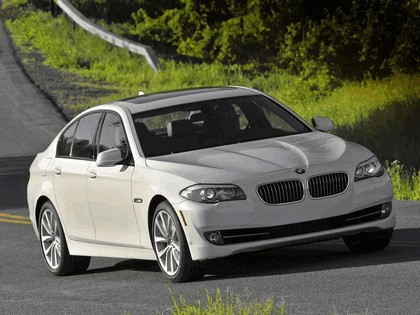 2010 BMW 535i ( F10 ) - USA version 2