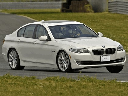 2010 BMW 535i ( F10 ) - USA version 3