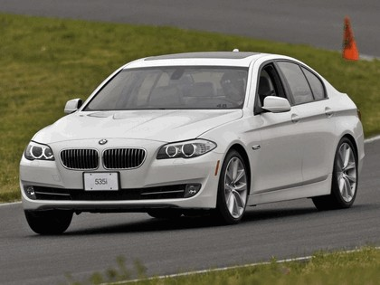 2010 BMW 535i ( F10 ) - USA version 6