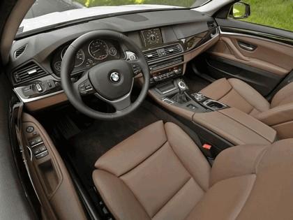 2010 BMW 535i ( F10 ) - USA version 11