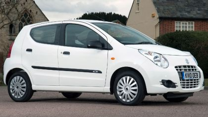 2010 Suzuki Alto SZ-L - UK version 9