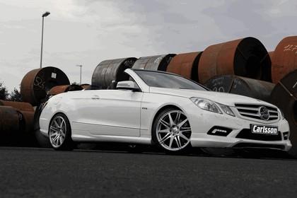 2010 Mercedes-Benz E-Klasse ( A207 ) cabriolet by Carlsson 4