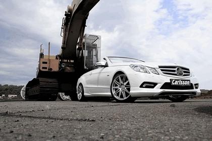 2010 Mercedes-Benz E-Klasse ( A207 ) cabriolet by Carlsson 5