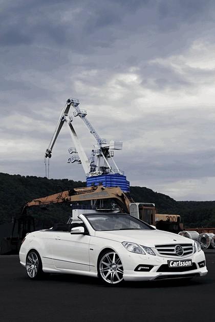 2010 Mercedes-Benz E-Klasse ( A207 ) cabriolet by Carlsson 6