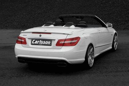 2010 Mercedes-Benz E-Klasse ( A207 ) cabriolet by Carlsson 10