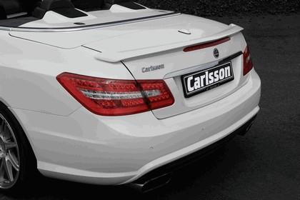 2010 Mercedes-Benz E-Klasse ( A207 ) cabriolet by Carlsson 14