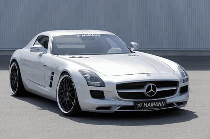 2010 Mercedes-Benz SLS AMG by Hamann 2