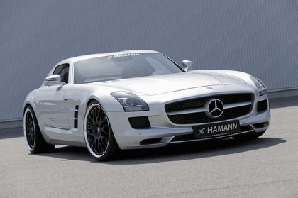 2010 Mercedes-Benz SLS AMG by Hamann 3