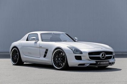 2010 Mercedes-Benz SLS AMG by Hamann 4