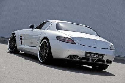 2010 Mercedes-Benz SLS AMG by Hamann 8