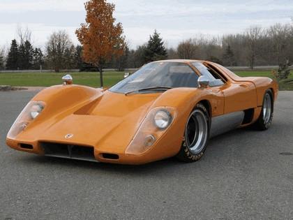 1969 McLaren M6GT 2
