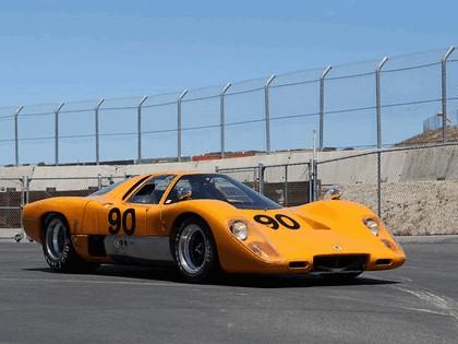 1969 McLaren M6GT 9