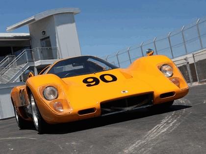 1969 McLaren M6GT 10