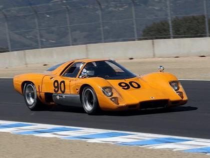 1969 McLaren M6GT 15