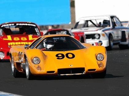 1969 McLaren M6GT 16