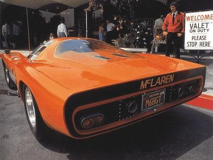 1969 McLaren M6GT 27