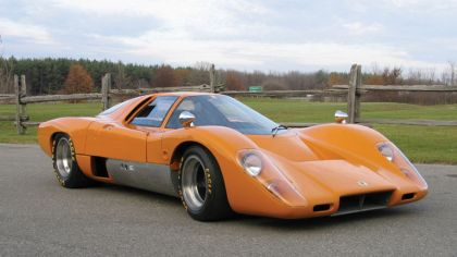 1969 McLaren M6GT 7