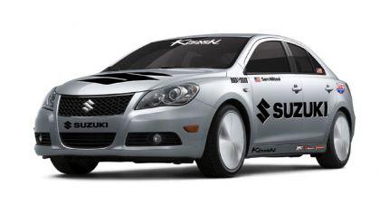 2010 Suzuki Kizashi Bonneville Special 1