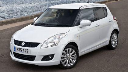 2010 Suzuki Swift SZ4 - UK version 3