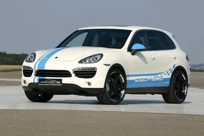 2010 SpeedART speedHYBRID 450 ( based on Porsche Cayenne S Hybrid ) 1