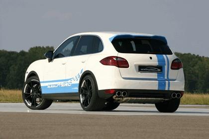 2010 SpeedART speedHYBRID 450 ( based on Porsche Cayenne S Hybrid ) 2