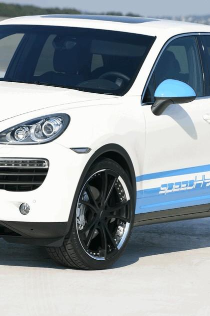 2010 SpeedART speedHYBRID 450 ( based on Porsche Cayenne S Hybrid ) 4