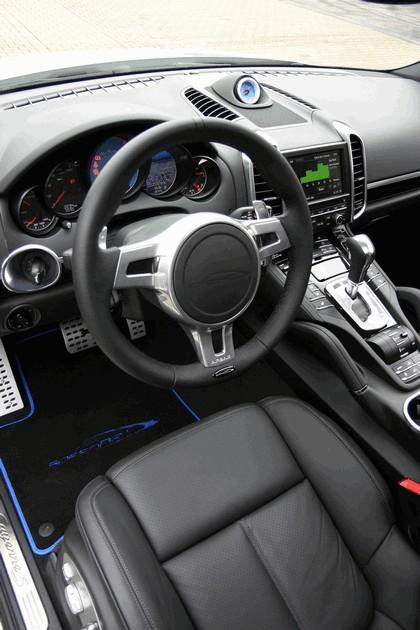 2010 SpeedART speedHYBRID 450 ( based on Porsche Cayenne S Hybrid ) 8