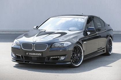 2010 BMW 5er ( F10 ) by Hamann 1