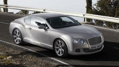 2010 Bentley Continental GT 7