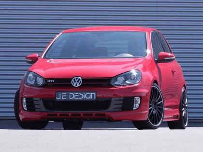 2010 Volkswagen Golf ( VI ) GTI by JE Design 1