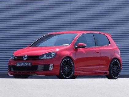 2010 Volkswagen Golf ( VI ) GTI by JE Design 4