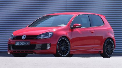 2010 Volkswagen Golf ( VI ) GTI by JE Design 4