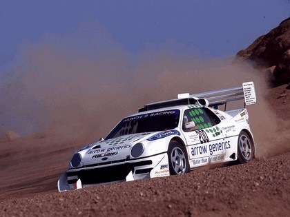 1989 Ford RS200 Pikes Peak 1
