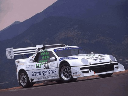1989 Ford RS200 Pikes Peak 2