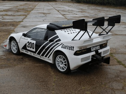 1989 Ford RS200 Pikes Peak 3