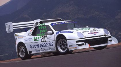 1989 Ford RS200 Pikes Peak 5