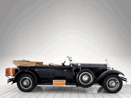 1923 Rolls-Royce Silver Ghost 40-50 Torpedo Tourer by Holbrook 3