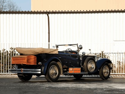 1923 Rolls-Royce Silver Ghost 40-50 Torpedo Tourer by Holbrook 6
