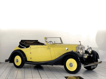 1926 Rolls-Royce 20 Drophead coupé 1