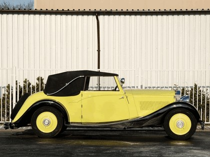 1926 Rolls-Royce 20 Drophead coupé 4