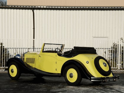 1926 Rolls-Royce 20 Drophead coupé 6